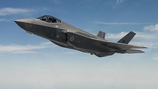 Pentagon F 35 Raporunu Kongreye Sundu