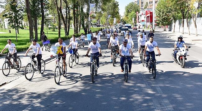 Eskimalatya'ya Bisiklet Turu