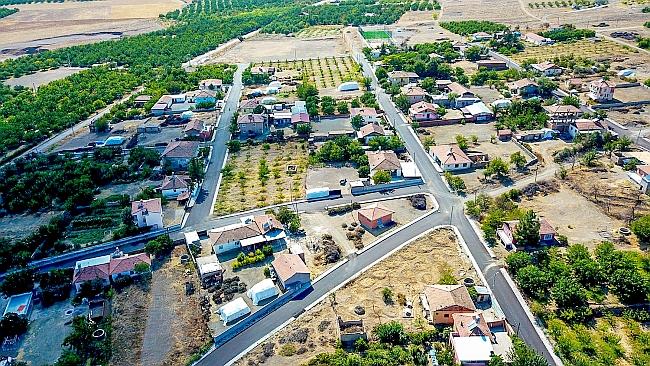 2 Kırsal Mahallede Korona Karantinası Başlatıldı