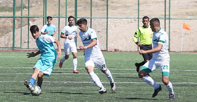 U19 1. ve U15 Lig Maçları Oynandı
