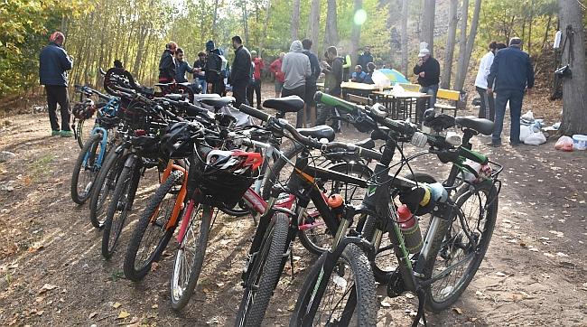 Arapgir'e Bisiklet Turu