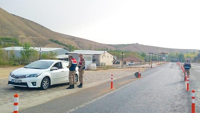 Darende'de Aranan 2 Kişi Yakalandı
