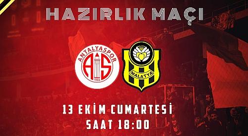 EYMS Antalyaspor İle Hazırlık Maçı Yapacak