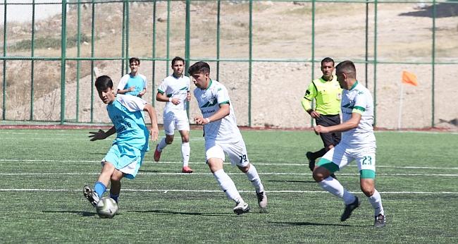 U19 1. Ligde 7. Maçlar Oynandı