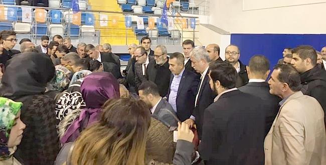 AKP Temayül Yoklaması Yaptı