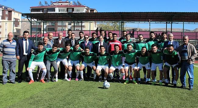 Darendespor'dan Yeni Sezon Mesajı