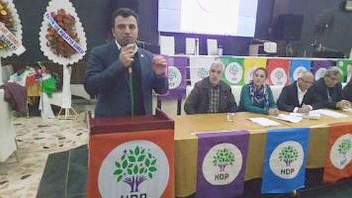 HDP İl Kongresi Yapıldı