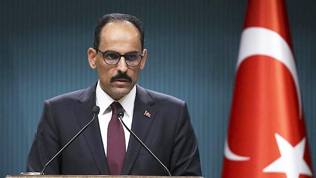 """""""PYD/YPG'ye Verilen Her Destek PKK'ya Verilmiş Destektir"""""""