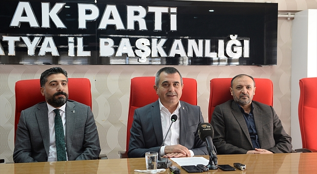 AKP'nin Temayül Yoklaması Pazar Günü