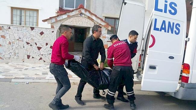 Ölü Bulundu, Malatya'da Toprağa Verildi