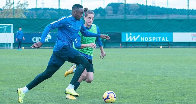 Malatya Maçının Provasını U21'le Yaptı