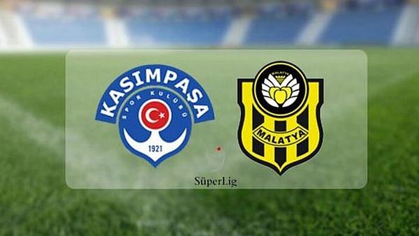 Yeni Malatyaspor, Kasımpaşa İle 8. Maçını Oynayacak