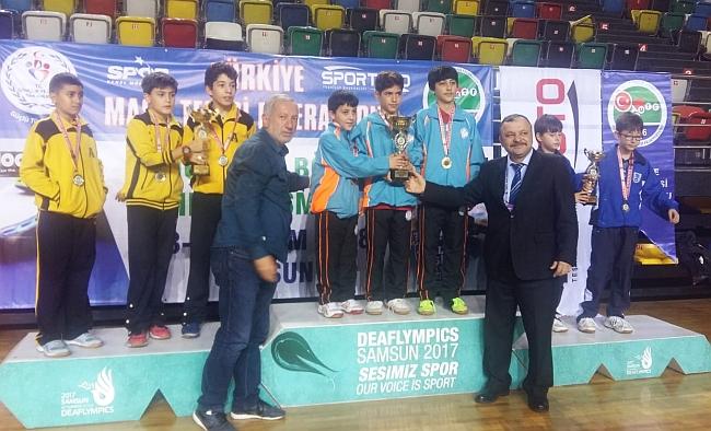 Doğu Anadolu Şampiyonu Oldular