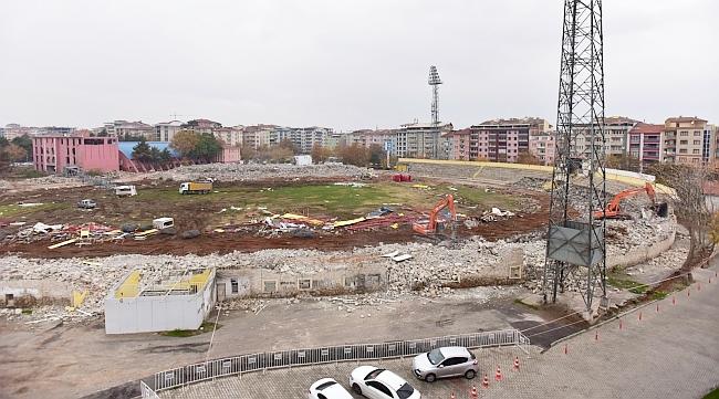 İnönü Stadı Oldu 'Haci Beg Mezbeleliği'!.