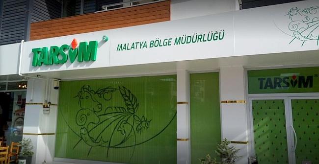 TARSİM Malatya'da 12 Yılda 620 Milyon TL Ödedi