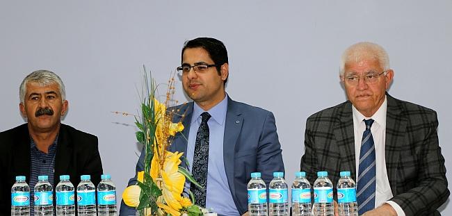 Özdemir Hasançelebi'de Sorun Dinledi