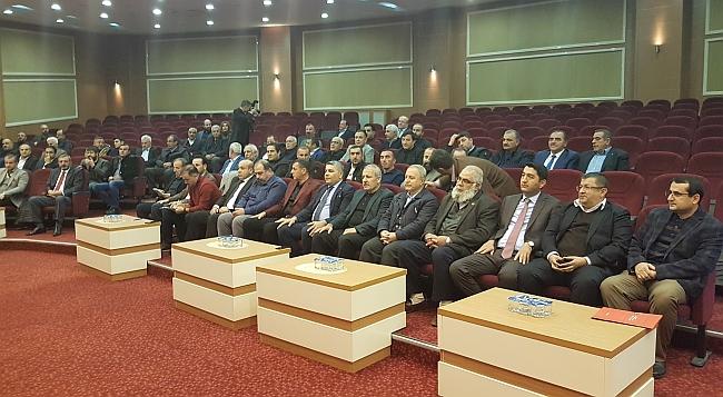 TSO Meclisi Toplandı