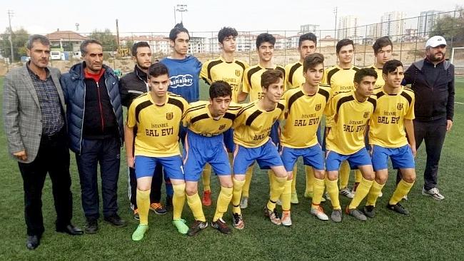U17'de İlk Hafta Maçları Oynandı