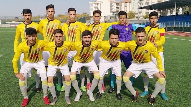 U19'da 13. Hafta Maçları Oynandı