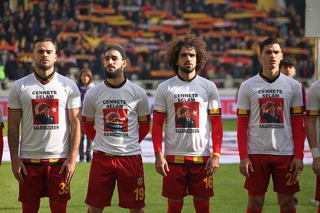 Evkur Yeni Malatyaspor'dan Anlamı Tişört