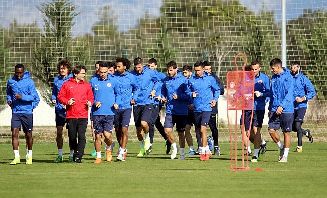 Antalyaspor'da EYMS Hazırlığı