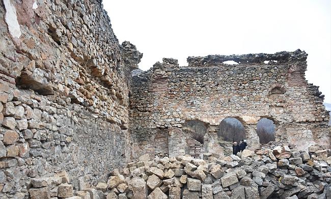 500 Yıllık 'Harabe' Cami Ayağa Kaldırılıyor