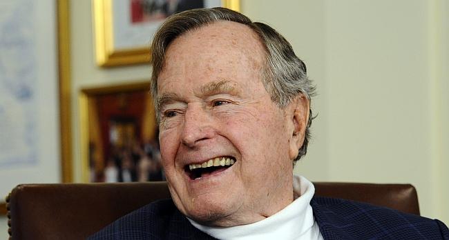 Baba Bush Öldü