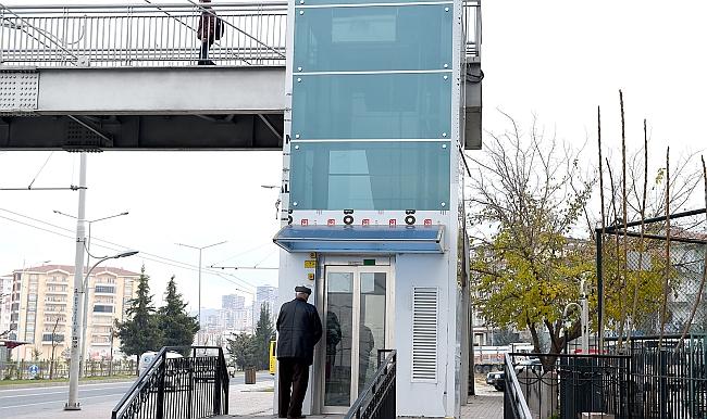 Yaşlı ve Engelliler İçin Asansör