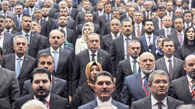 Erdoğan 14 İlin Adayını Daha Açıkladı