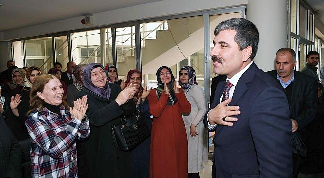 """""""Malatya ve Elazığ'la Yarışacağız"""""""