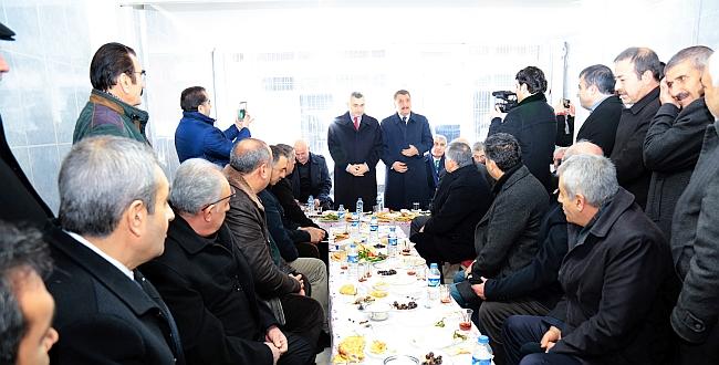 """Malatya'da Yaşayan Herkes Nasibini Alacak"""