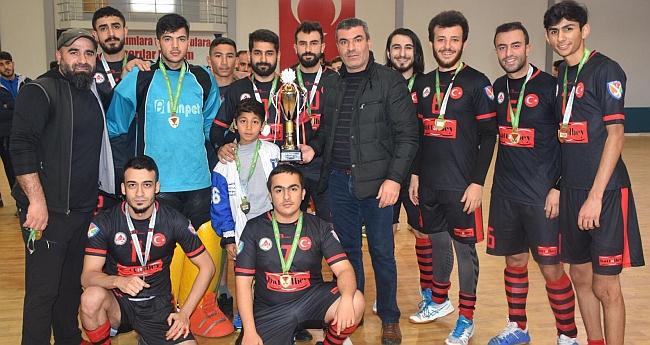 Malatya Hokey Süper Lig'de