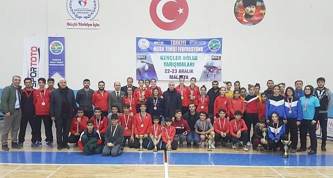 Masa Tenisi Bölge Şampiyonası