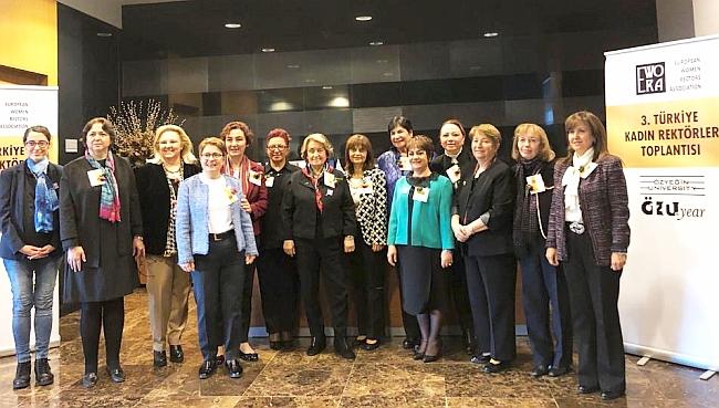 Kadın Rektörler Toplantısı