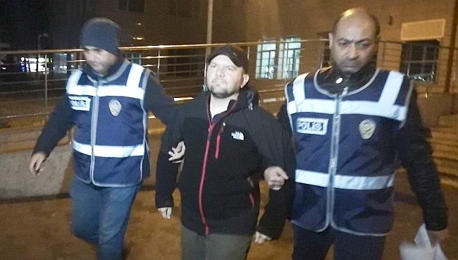 'Belediyenin Tarihçileri'nden Uğurluel Tutuklandı