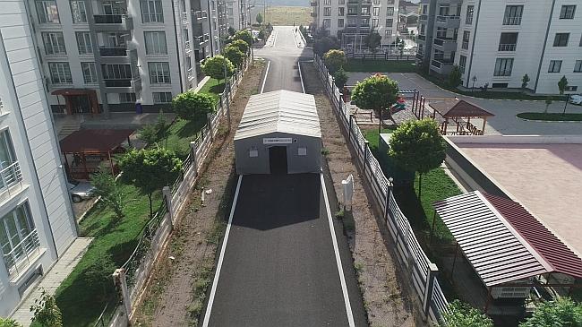 Yeşilyurt Belediyesi 'Taziye Paketi'