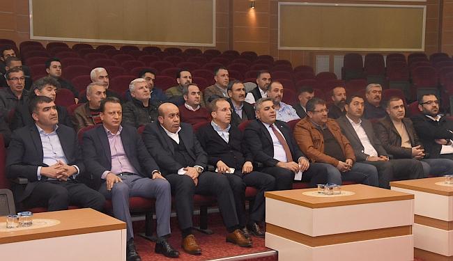 TSO Meclisi Toplanmış
