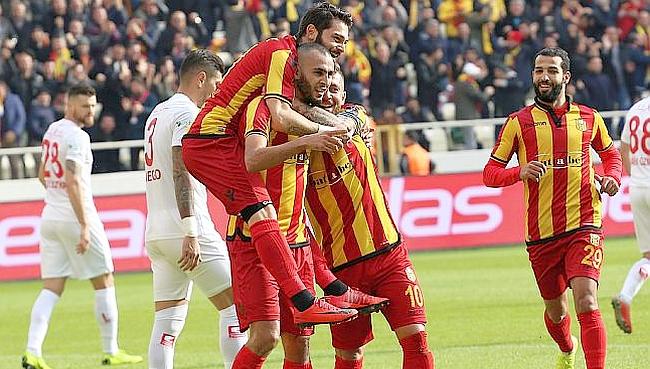 EYMS Süper Lig Zirvesine Tırmanıyor