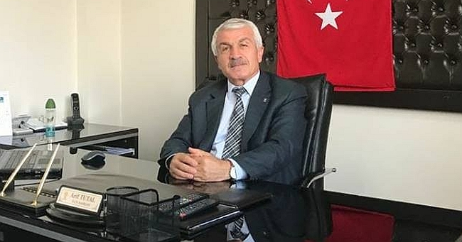 AKP Akçadağ'da İstifa