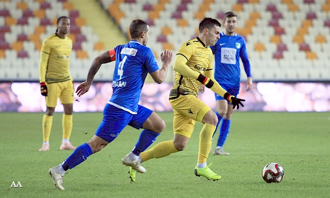 EYMS Kupa Maçını Son Dakikalarda Çevirdi: 3-2