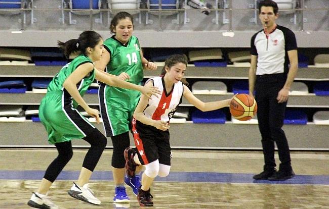Analig Basketbol Yarı Final Grubu