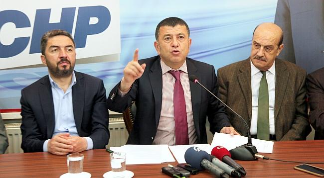 """""""Hep Söylüyoruz 'Belediyede Yolsuzluk Var' Diyoruz"""""""