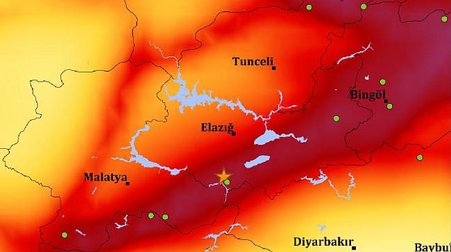 26 İlde Deprem İçin Ansızın Alarm Verilecek