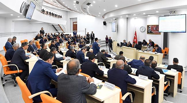 Büyükşehir 'Tefeci Faizi'yle de Borçlandırılmış!..