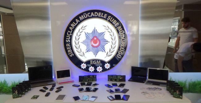 Dolandırıcılara Operasyon: 18 Tutuklama