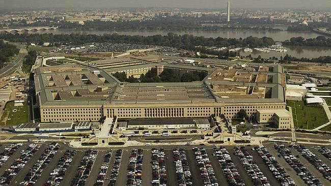 Pentagon'da Nadir Bulunan Element Tedirginliği