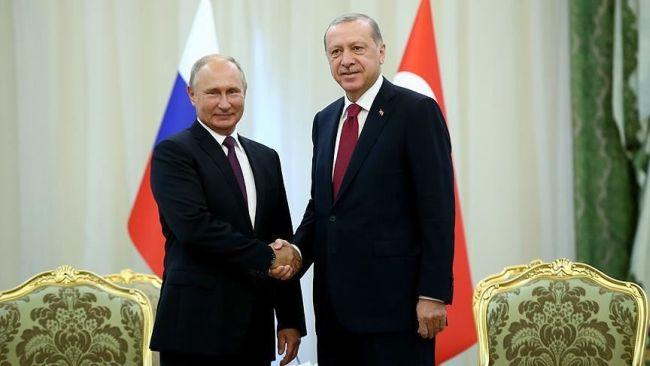 Pütin'den Türk- Rus İşbirliğine Övgü