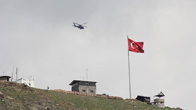 Teröristlerle Çatışmalarda 5 Asker Şehit