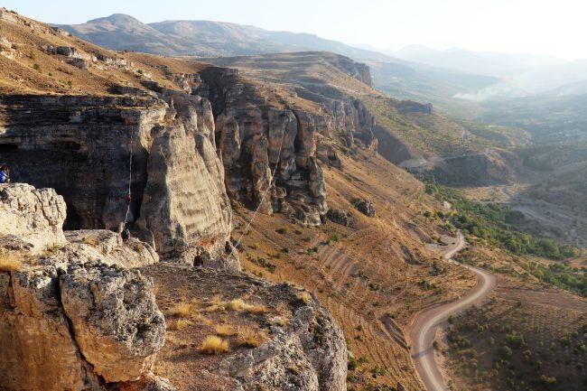 Levent Vadisi Dağ Bisiklet Yarışı Pazar'a