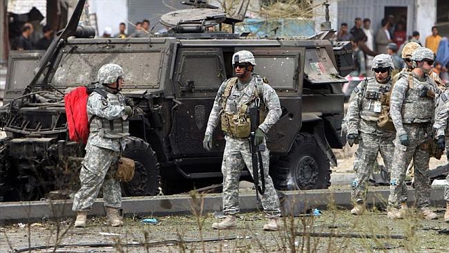 ABD Afganistan'daki Asker Sayısını Azaltıyor